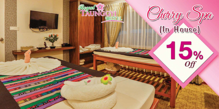 Cherry  Spa Promotion